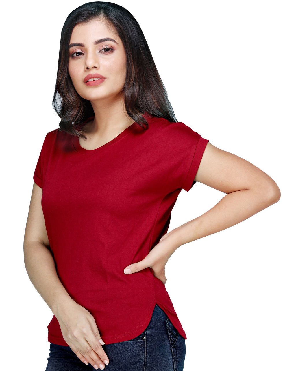 Kurti Style tshirt women by bluehaat