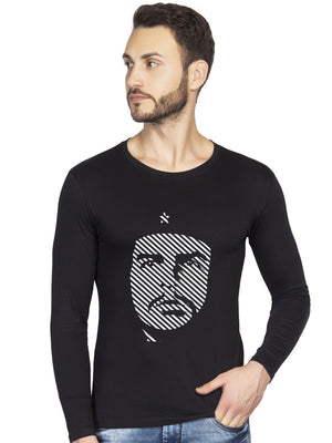 GID Che Guevara Full Tshirt - bluehaat