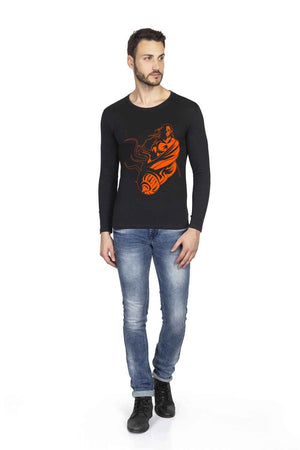 Lord Hanuman Ji Full Tshirt - bluehaat