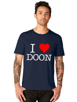 We Love Doon Half Tshirt - bluehaat