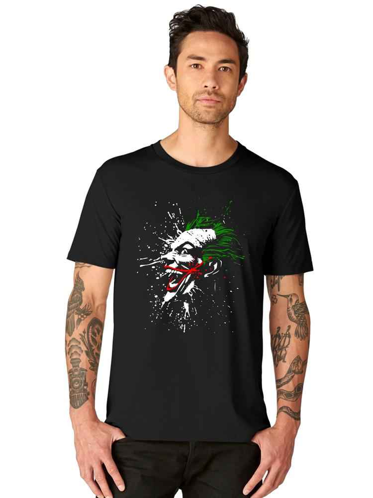 GID Joker Half Tshirt - bluehaat