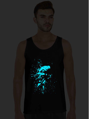 GID joker Tank Top