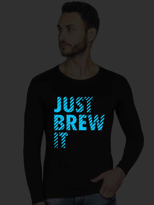 GID Just Brew It Graphics Tank Top - bluehaat