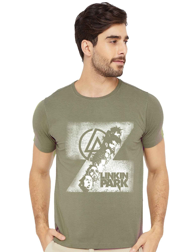 Linkin Park Artists Half Tshirt - bluehaat