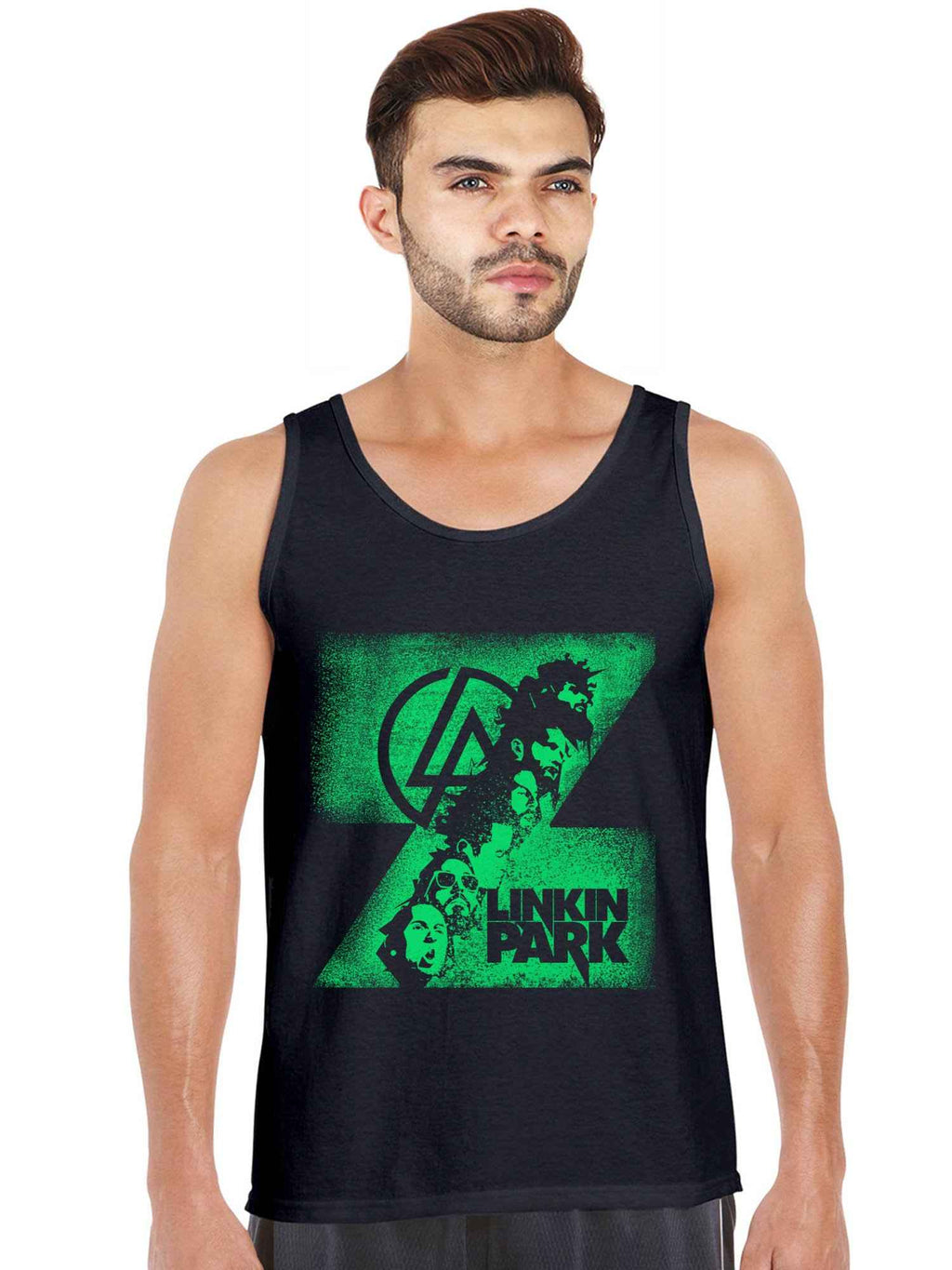 Linkin Park Artists Tank Top - bluehaat