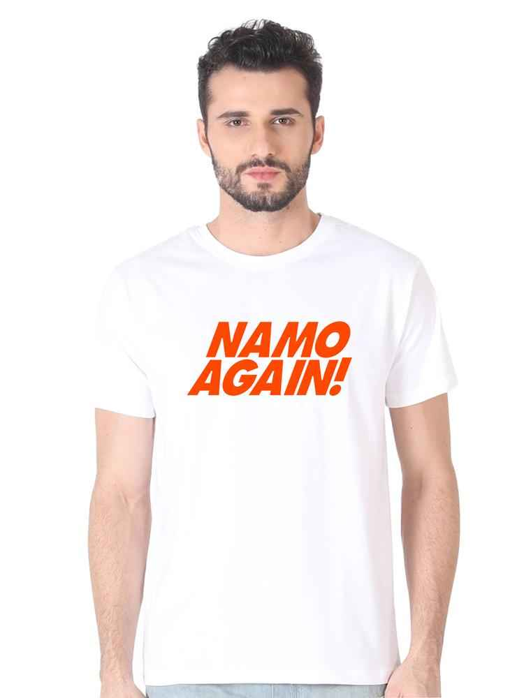 Namo Again Half Tshirt - bluehaat