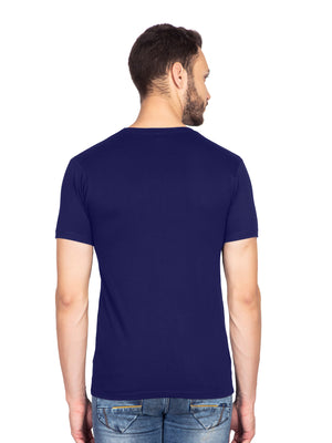Things I Hate Men's Navy Blue Half Sleeve Geeky T shirts