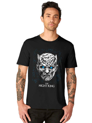 GID Night King Half Tshirt - bluehaat