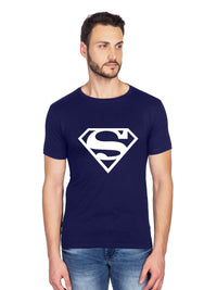 glow in dark DC Comics superman man of steel-bluehaat