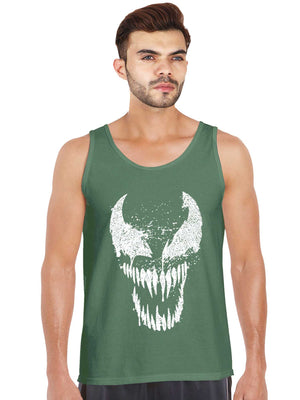 marvel We are venom black spiderman sleeveless t shirt tanks for men