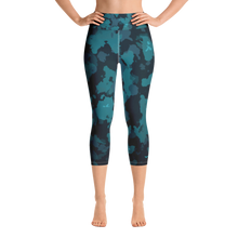 Load image into Gallery viewer, Women's Active Comfort Sport O.U.R. Outdoors Camo Capri Leggings