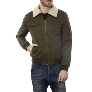Maverick Cotton Aviator Jacket