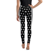 Load image into Gallery viewer, Mini Cookie Dot Girl's Leggings