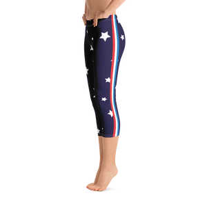 Star Struck Capri Leggings
