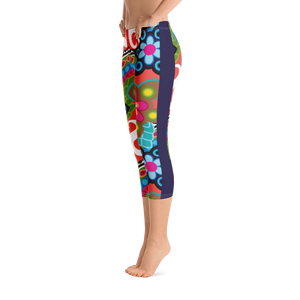 Fantasia Capri Leggings