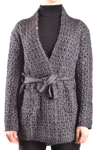 Women's Gray Cardigan