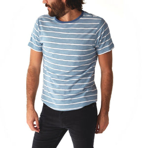 Nolan Striped Tee