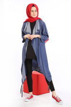 Load image into Gallery viewer, Women's Shirred Modest Tunic