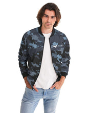 Load image into Gallery viewer, Men's Coast Camo Bomber Jacket