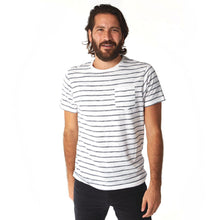 Load image into Gallery viewer, Rick Striped Tee