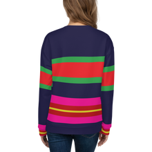 Load image into Gallery viewer, Italia Stripe Sweatshirt