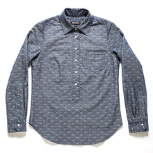 Load image into Gallery viewer, Japanese Denim Dot Popover