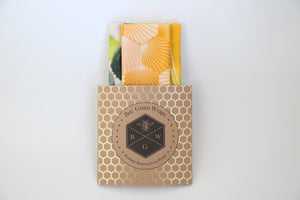 Bee Green Wrap - Lunch set