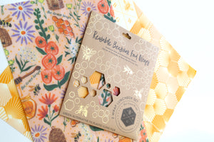 Beeswax Wraps - Lunch Sets