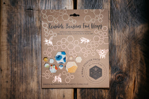Starter packs - Beeswax wraps