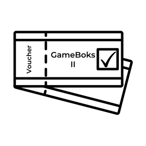 GameBoks II - Voucher