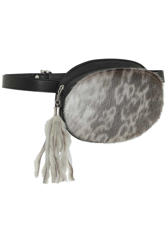 Petrine Bum Bag Natur