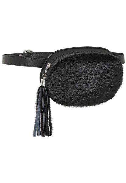 Petrine Bum Bag Black
