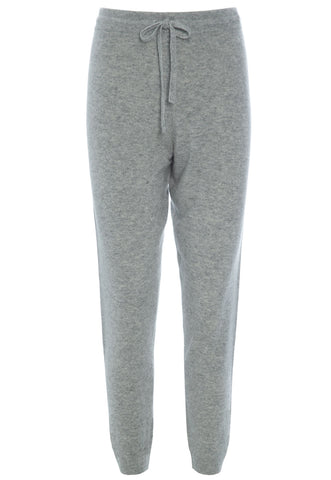 Mira Cosy Cashmere Light Grey Melange