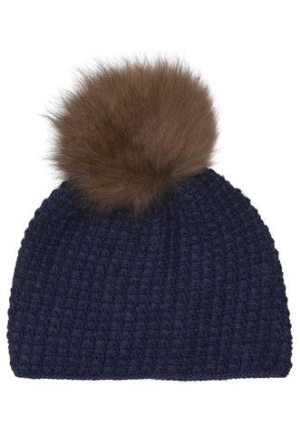 Friend Beanie Blue