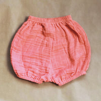Bubble Shorts (Coral)
