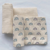 Swaddles (set of 2)