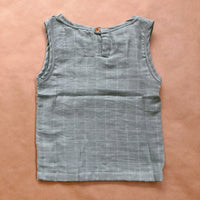 Tank Tops (Seafoam Grey)