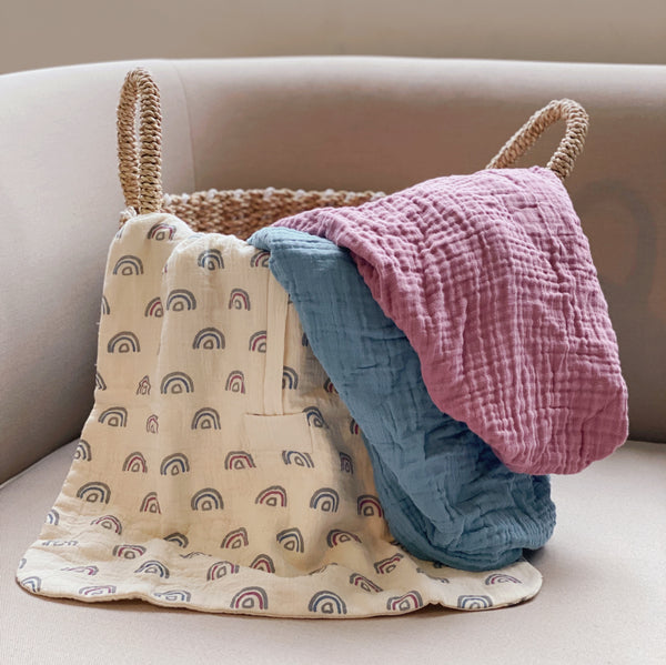 Sleeping Sack + Cot Sheet Bundle