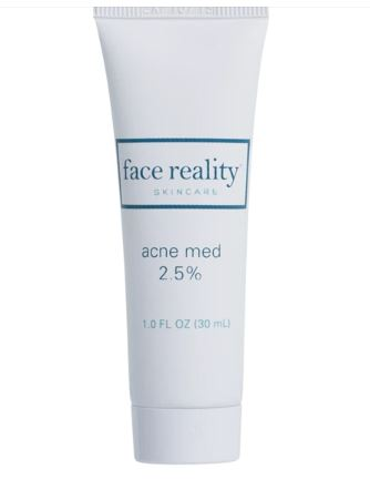 2.5% Acne Med | Benzoyl Peroxide Gel, Reduce Inflammation