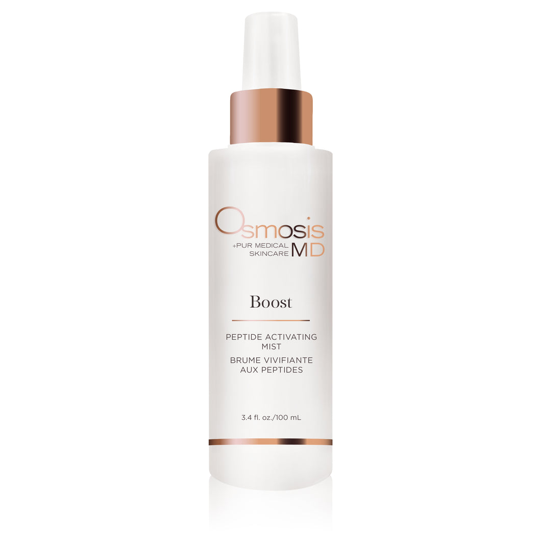 Boost Peptide Activating Mist | Dryness & Dehydration, Redness, Fine Lines & Wrinkles