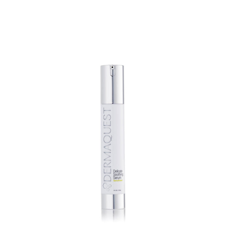 Delicate Soothing Serum | Aging Skin, Free Radical Damage, Fine Lines and Wrinkles