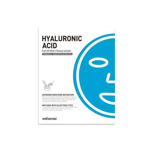 Hyaluronic Acid | Hydrojelly Mask | SUPERIOR MOISTURE RETENTION