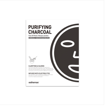 Purifying Charcoal | Hydrojelly Mask | CLARIFYING & CALMING