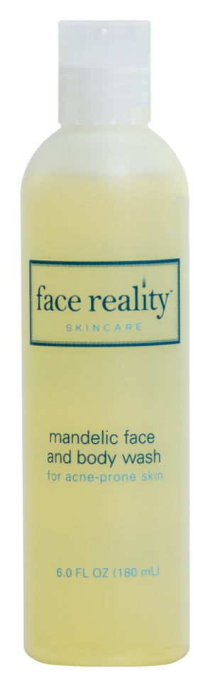 Mandelic Face & Body Wash | Acne, Antioxidant