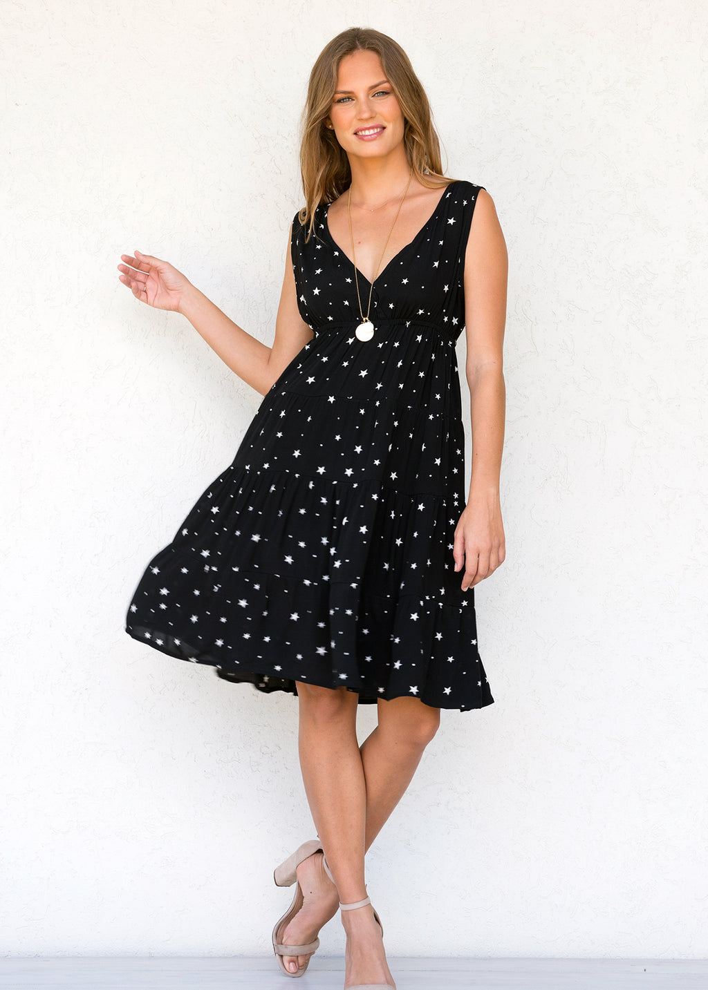 RUBY DRESS STAR POWER ONYX