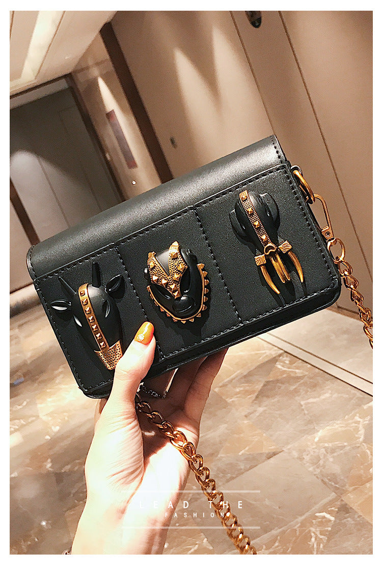 Drogon Vegan Leather Clutch
