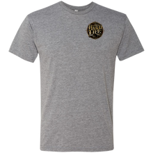 Sponsored Next Level Men's Triblend T-Shirt