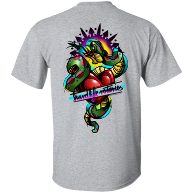 Snake Gildan Ultra Cotton T-Shirt