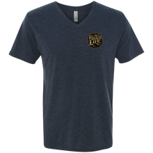 Pro Team Next Level Men's Triblend V-Neck T-Shirt