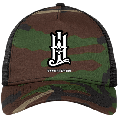 HLF New Era® Snapback Trucker Cap